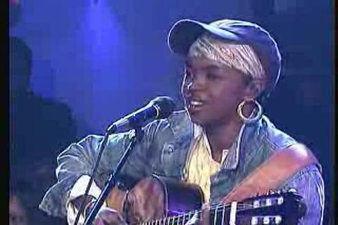 lauryn hill unplugged